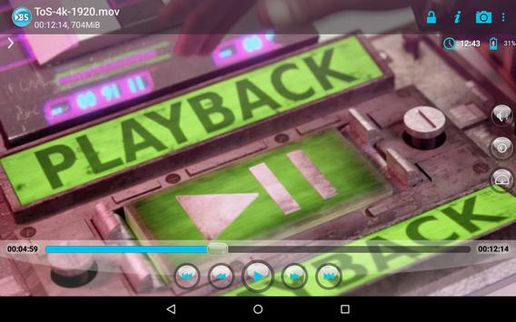BSPlayer FREE apk screenshot