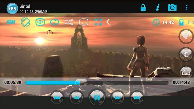 BSPlayer FREE screenshot 4