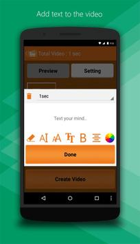 Video Creator apk screenshot