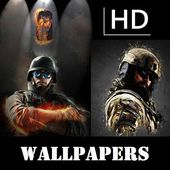 Rainbow 6 Siege Wallpapers 2018 icon