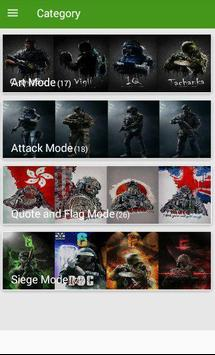 Rainbow 6 Siege Wallpapers 2018 screenshot 2