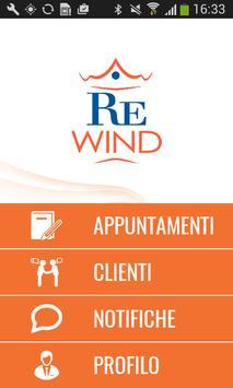 Rewind App poster