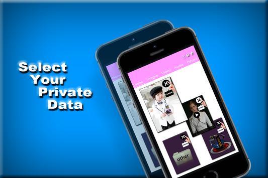 Private Lock screenshot 1