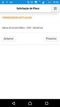 Placas 24 Horas screenshot 3