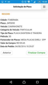 Placas 24 Horas screenshot 2