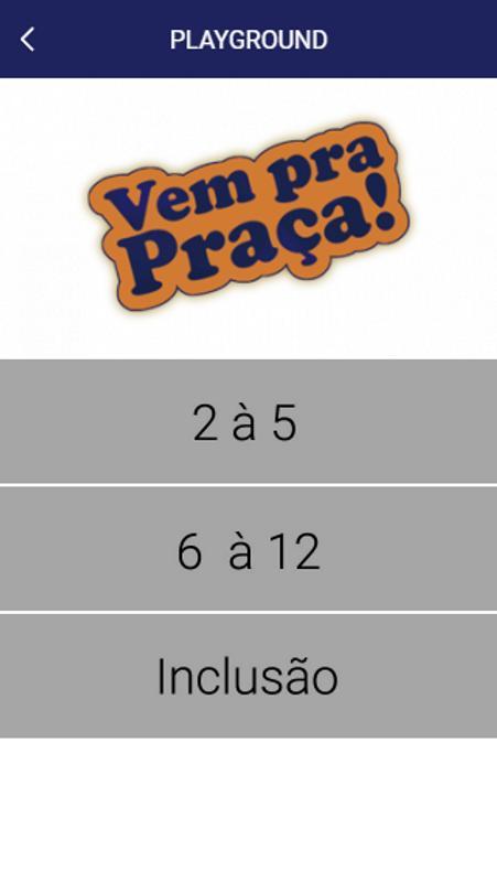 Vem Pra Praça For Android Apk Download