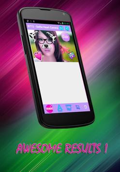 C813 Selfie Heart Cam apk screenshot