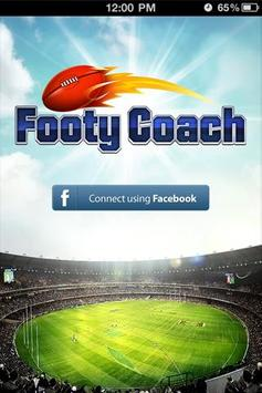 Footy Coach poster