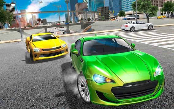 Car Driving Simulator poster
