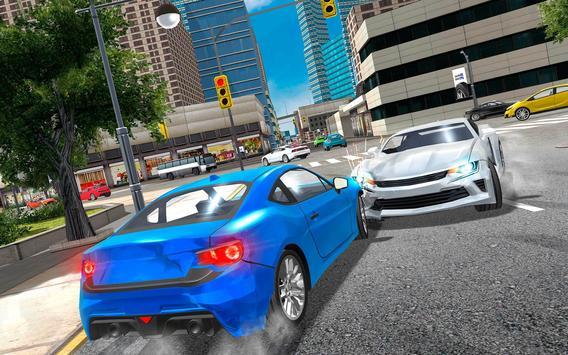 Car Driving Simulator screenshot 1