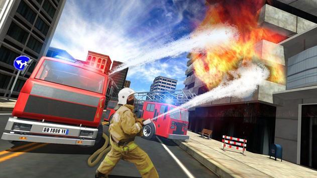 Firefighter - Simulator 3D screenshot 1