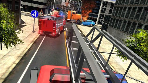 Firefighter - Simulator 3D screenshot 2