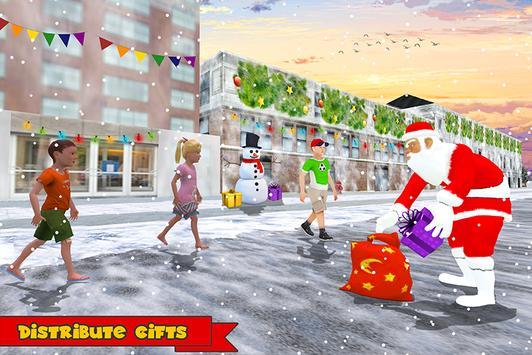 Santa Bicycle Rider:Xmas Special screenshot 2