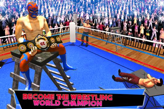 Tag Team Ladder Wrestling 2k18 screenshot 4