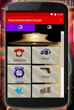 The best sounds for mobile apk screenshot