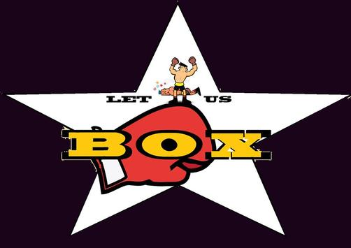 LET US BOX poster