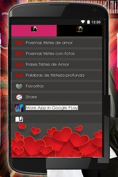 Sad love poems screenshot 3