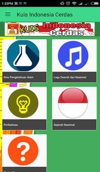 Kuis Indo Cerdas Ranking 1 screenshot 8