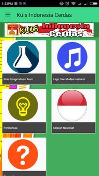 Kuis Indo Cerdas Ranking 1 poster