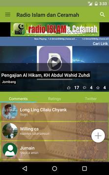 Islamic Radio and Ceramah screenshot 4
