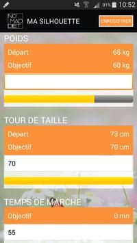 NoMad Diet apk screenshot