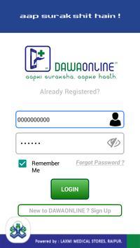 DAWA ONLINE apk screenshot