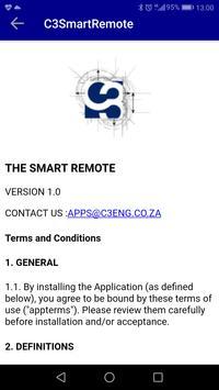 C3 Smart Remote apk screenshot