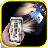 Bar Code Scanner / Reader Pro icon