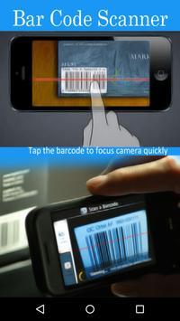 Bar Code Scanner / Reader Pro screenshot 3