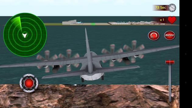 Cargo Plane SImulator screenshot 7