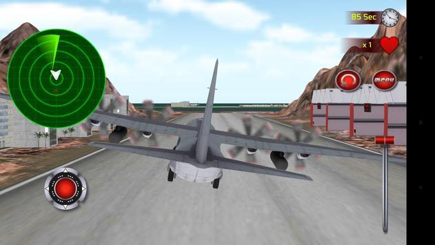Cargo Plane SImulator screenshot 4