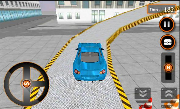 Car Roof Jumping 3D apk screenshot