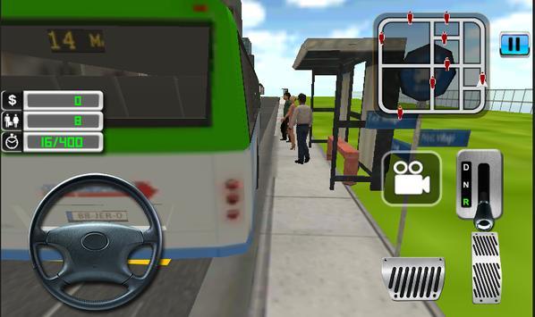 City Bus Driving 3D apk screenshot