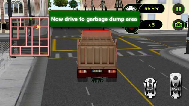 City Street Sweeper Service apk screenshot