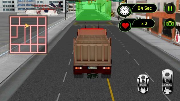 City Street Sweeper Service apk screenshot