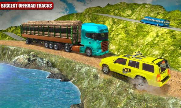 Real Taxi Simulator 2018 3D screenshot 15