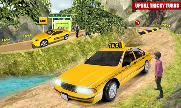 Real Taxi Simulator 2018 3D screenshot 10