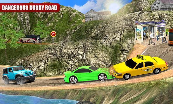 Real Taxi Simulator 2018 3D screenshot 12