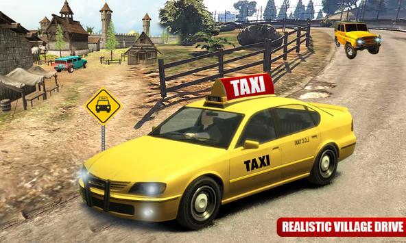 Real Taxi Simulator 2018 3D screenshot 13