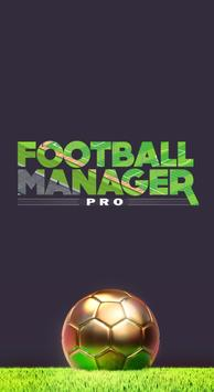 Football Manager Pro poster