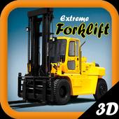 ForkLift Simulator Extreme icon