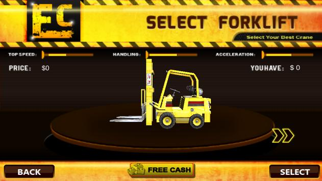 ForkLift Simulator Extreme screenshot 8