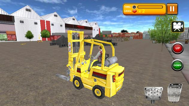ForkLift Simulator Extreme screenshot 1