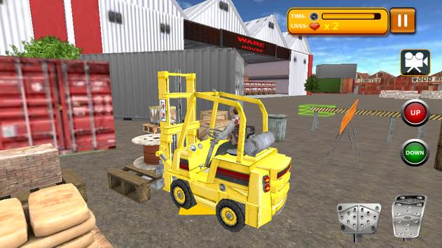 ForkLift Simulator Extreme screenshot 21