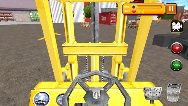 ForkLift Simulator Extreme screenshot 2