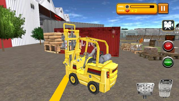 ForkLift Simulator Extreme screenshot 3