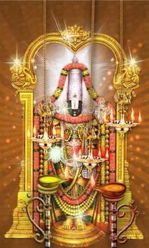 Tirupati Balaji Magical Theme poster
