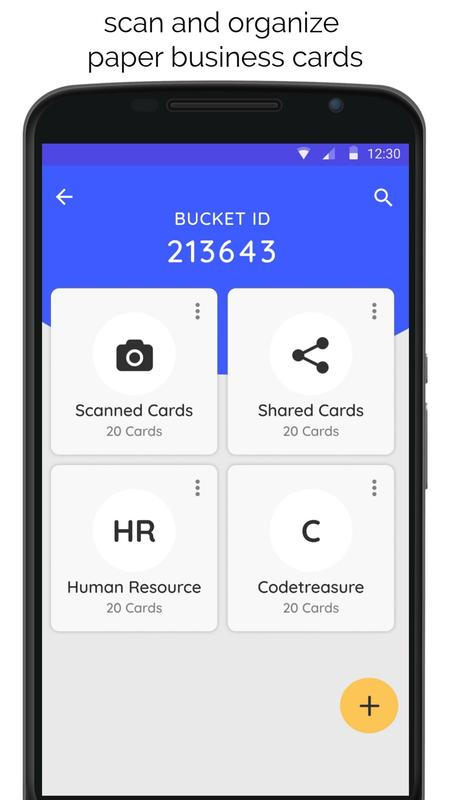 Linkcards modern digital business card apk download free linkcards modern digital business card apk screenshot colourmoves