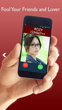 Free Calling by Lover – prank apk screenshot