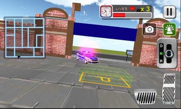 Police Car Driving 3D apk screenshot